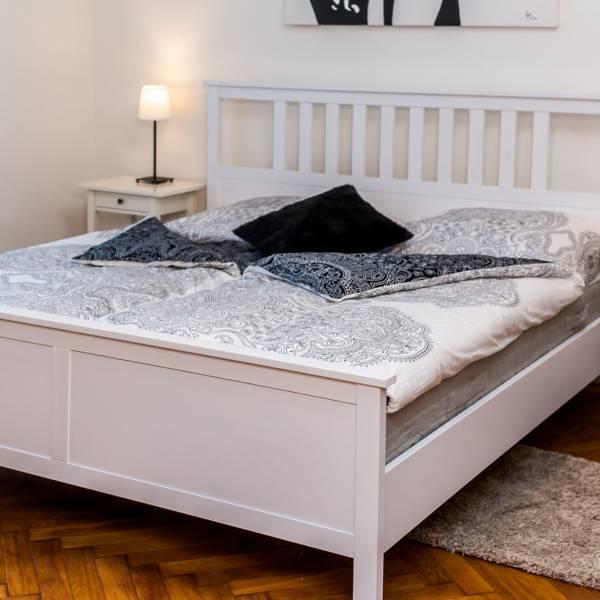 Apartment A - Bedroom